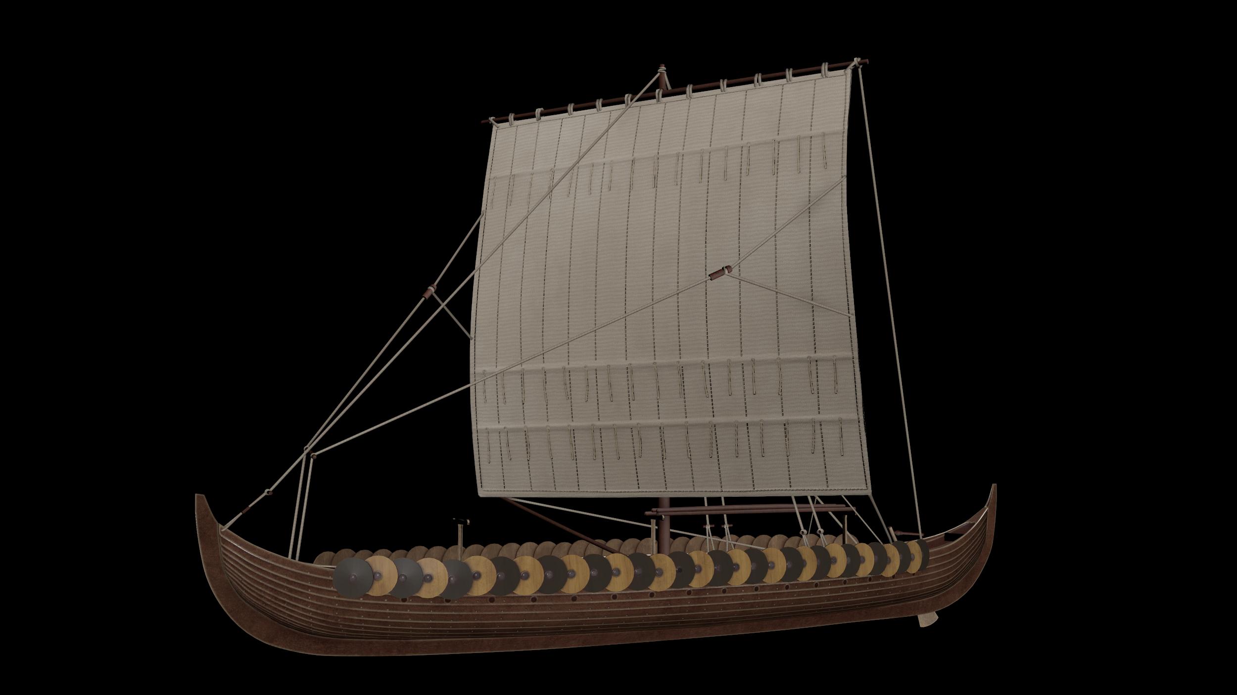 Gokstadskipet, The Viking Planet/ AYCE