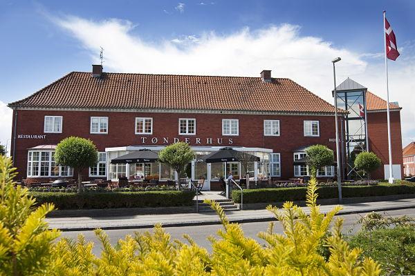 Small Danish Hotels - Hotel Trønderhus